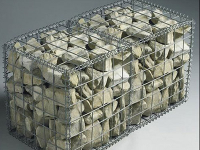 Galvanized Welded Gabion Mesh