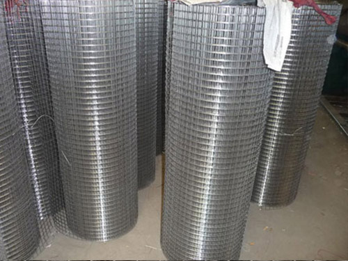 Staninless Steel Welded Wire Mesh